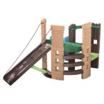 Little Tikes 2 in 1 Castle Climber ( Harga : Rp 6.700.000,- )