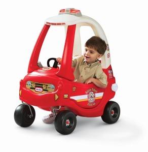 Little Tikes - 400T Ride & Rescue™  Cozy Coupe ( Harga Rp ,- )