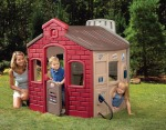Little Tikes - 4547 End.Adv.Tikes Town Playhouse ( Harga Rp 7.750.000- )