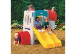 Little Tikes - 4661-Twin Slide Tunnel Climber (Primary) ( Harga Rp 6.200.000- )