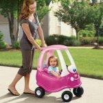 Little Tikes Princess Cozy Coupe Magenta ( Harga : Rp 1.125.000,- )