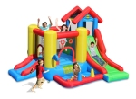 Happy Hop 7 in 1 Playhouse 9019 ( Harga : Rp 5.750.000,- )