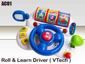 VTech - Roll & Learn Driver