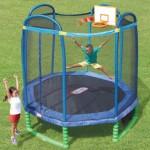 Little Tikes All Star Sport 10Ft Trampoline ( Harga : Rp 6.750.000,- )