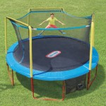 Little Tikes Big Bounce Trampoline 14 ft ( Harga : Rp 11.000.000,- )