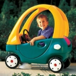 Little Tikes - Grand Coupe ( Harga Rp 1.600.000,- )