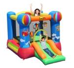 Happy Hop Hot Air Balloon Slide & Hoop Bouncer ( Harga : Rp 3.300.000,- )