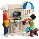 Little Tikes Inside Outside Cook n Grill Kitchen 450B ( Harga : Rp 4.300.000,- )