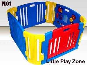 Graco Little Play zone