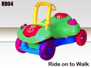 Playskool Ride on to Walk