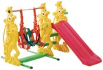 Ching2 Rooster Swing & Slide - SL15 ( Rp 2.260.000,- )
