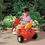 Little Tikes Tough Tire Trike - Red ( Harga Rp 1.280.000,- )