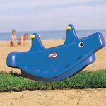 Little Tikes - Whale Teeter Totter ( Harga Rp ,- )